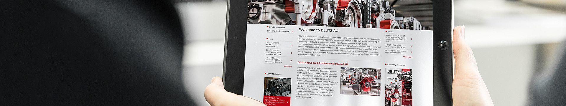 دیزل موتور - صفحه اخبار